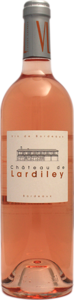 Chateau De Lardiley Cabernet Sauvignon Rosé 2015 Bottle