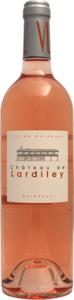 Chateau De Lardiley Merlot Cabernet Sauvignon Rosé 2015 Bottle