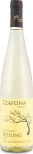 Tzafona Cellars Cold Climate Riesling Kp 2014, VQA Niagara Peninsula Bottle