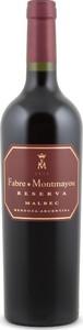 Fabre Montmayou Reserva Malbec 2013, Mendoza Bottle