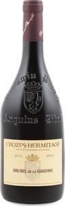 Brunel De La Gardine Crozes Hermitage 2014, Ac Bottle