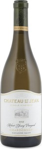 Chateau St. Jean Robert Young Chardonnay 2012, Alexander Valley, Sonoma County Bottle