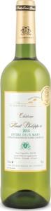 Château Haut Philippon 2014, Ac Entre Deux Mers Bottle