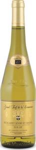 Grand Fief De La Cormeraie Muscadet Sèvre Et Maine Sur Lie 2014, Ac Bottle