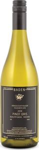 Königschaffhauser Vulkanfelsen Trocken Pinot Gris 2014, Erzeugerabfüllung, Qualitätswein Bottle