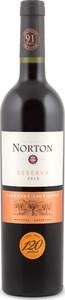 Norton Reserva Cabernet Sauvignon 2012, Mendoza Bottle