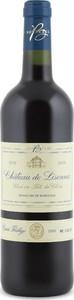 Château De Lisennes Cuvée Prestige 2009, Elevé En Fûts De Chêne, Ac Bordeaux Supérieur Bottle