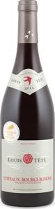 Louis Tête Coteaux Bourguignons 2014, Ap Bottle