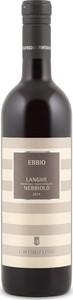 Fontanafredda Ebbio Nebbiolo 2014, Doc Langhe Bottle
