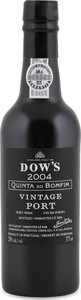 Dow's Quinta Do Bomfim Vintage Port 2004, Dop (375ml) Bottle
