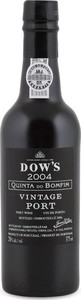 Dow's Quinta Do Bomfim Vintage Port 1999, Dop (375ml) Bottle
