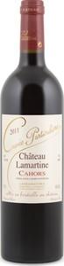 Château Lamartine Cuvée Particulière 2011, Cahors Bottle