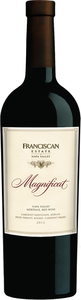 Franciscan Estate Magnificat 2012 Bottle