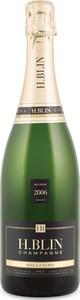 H. Blin Millésime Brut Champagne 2006, Ac Bottle