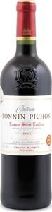 Château Bonnin Pichon 2012, Ac Lussac St émilion Bottle