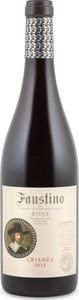 Faustino Crianza 2012, Doca Rioja Bottle