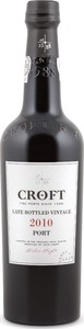 Croft Late Bottled Vintage Port 2010, Doc Douro Bottle