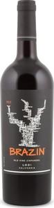 Brazin (B)Old Vine Zinfandel 2013, Lodi Bottle