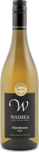 Waimea Estates Chardonnay 2014, Nelson, South Island Bottle