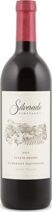 Silverado Estate Grown Cabernet Sauvignon 2012, Napa Valley Bottle