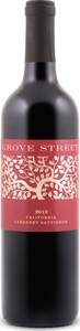 Grove Street Cabernet Sauvignon 2013, Sonoma County Bottle