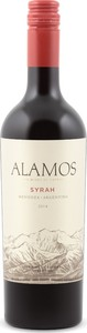 Alamos Syrah 2014 Bottle