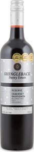 Shingleback Davey Estate Reserve Cabernet Sauvignon 2012, Mclaren Vale Bottle