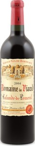 Domaine De Viaud 2004, Ac Lalande De Pomerol Bottle
