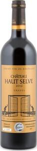 Château Haut Selve 2012, Ac Graves Bottle