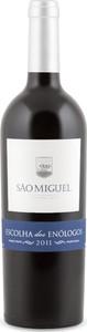 São Miguel Escolha Dos Enologos 2011, Vinho Regional Alentejano Bottle