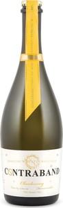 Contraband Sparkling Chardonnay, Charmat Method, VQA Ontario Bottle