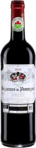 Château Des Seigneurs De Pommyers 2010 Bottle