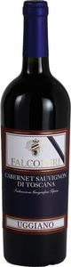 Uggiano Falconeri Cabernet Sauvignon 2008, Igt Toscana Bottle