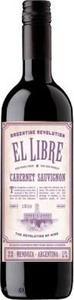 El Libre Cabernet Sauvignon Bottle