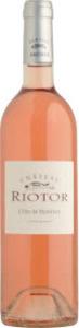 Château Riotor Côtes De Provence Rosé 2013 Bottle