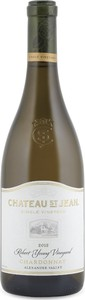 Chateau St. Jean Robert Young Chardonnay 2013, Alexander Valley, Sonoma County Bottle