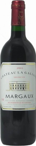 Château La Galiane 2011, Margaux Bottle