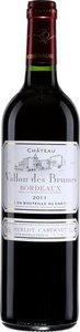 Château Vallon Des Brumes 2014 Bottle
