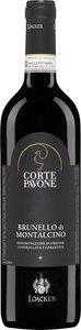 Corte Pavone Brunello Di Montalcino 2009, Tuscany Bottle