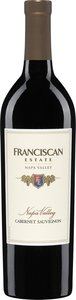 Franciscan Cabernet Sauvignon 2013, Napa Valley Bottle