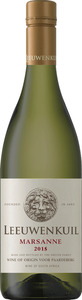 Leeuwenkuil Marsanne 2015, Swartland Bottle