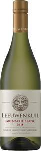 Leeuwenkuil Grenache Blanc 2015, Swartland Bottle