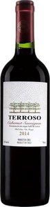 Terroso Cabernet Sauvignon Valle Del Lontué 2014 Bottle