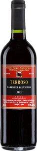 Terroso Yecla Cabernet Sauvignon 2014 Bottle
