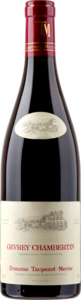 Domaine Taupenot Merme Gevrey Chambertin 2009 Bottle