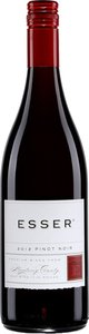 Esser Vineyards Pinot Noir 2013 Bottle
