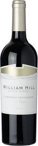 William Hill Cabernet Sauvignon 2013, North Coast Bottle
