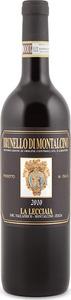 La Lecciaia Brunello Di Montalcino 2010 Bottle