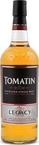 Tomatin Legacy Highland Single Malt Bottle