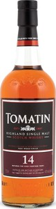 Tomatin 14 Year Old Port Wood Highland Single Malt Bottle